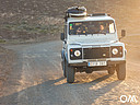 Landrover Defender do surfowania